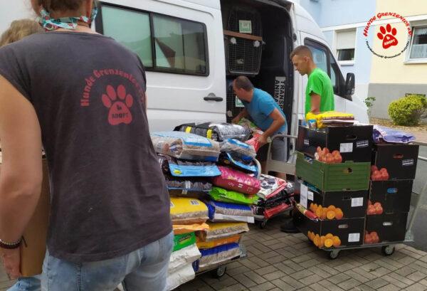 Spenden für das Public Shelter Sighetu